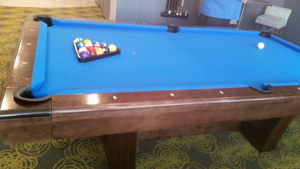 Pool Table Billiard Dart Board Accessories Supplies Kingsville - How much room do i need for a pool table